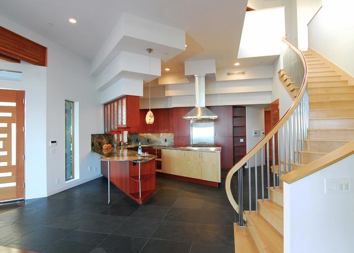 Kitchen and Staircase Remodel Ventura