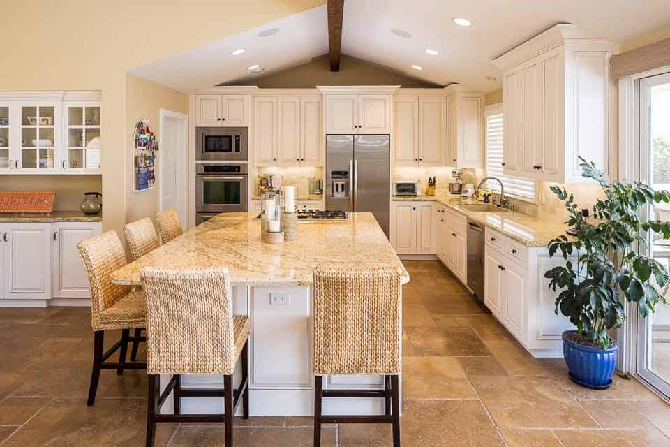 Montclair Dr Kitchen View Remodel